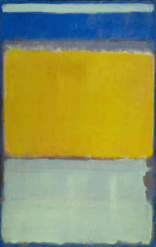 Mark Rothko no-10