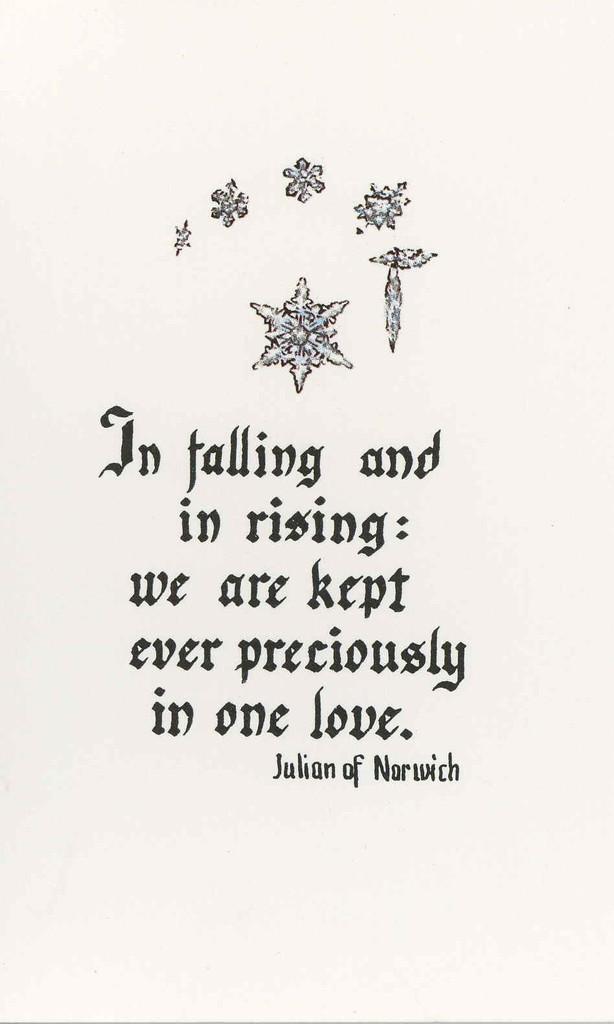 Falling rising Julian