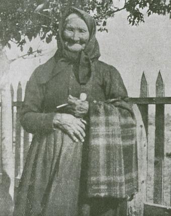 oneida woman 1900