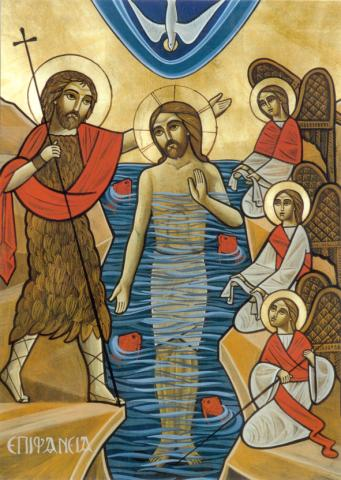 coptic-icon-of-sjb-baptism-of-jesus